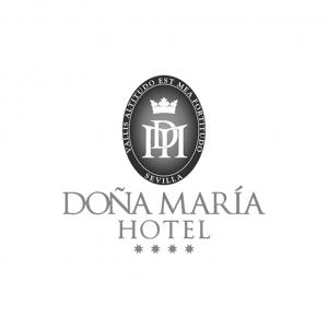 hotel doña maria LOGOS